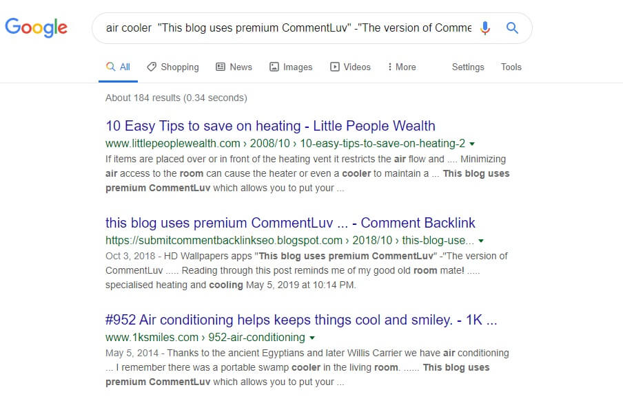 list of commentluv enabled websites in 2021